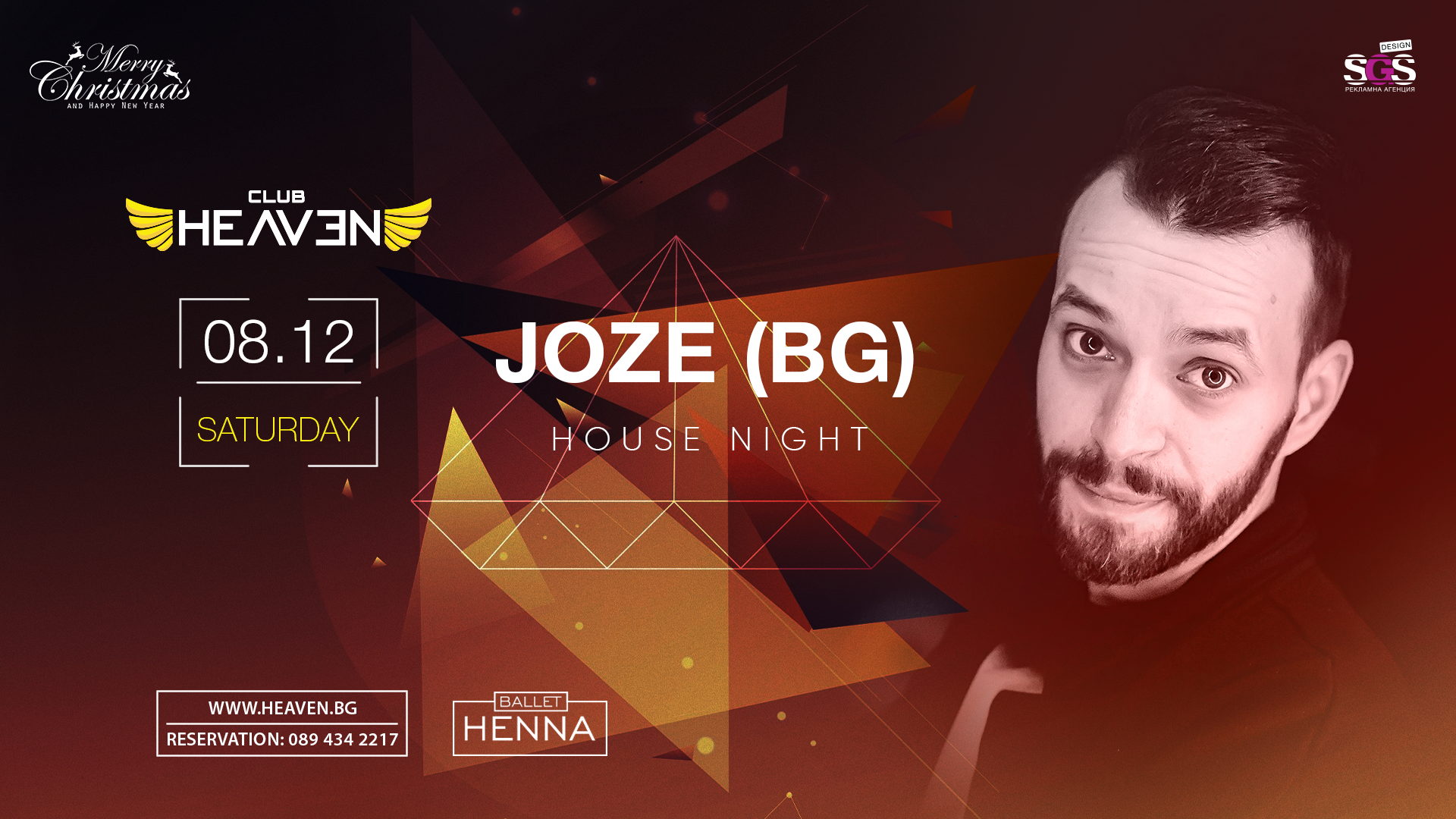 JOZE (BG) | HOUSE NIGHT