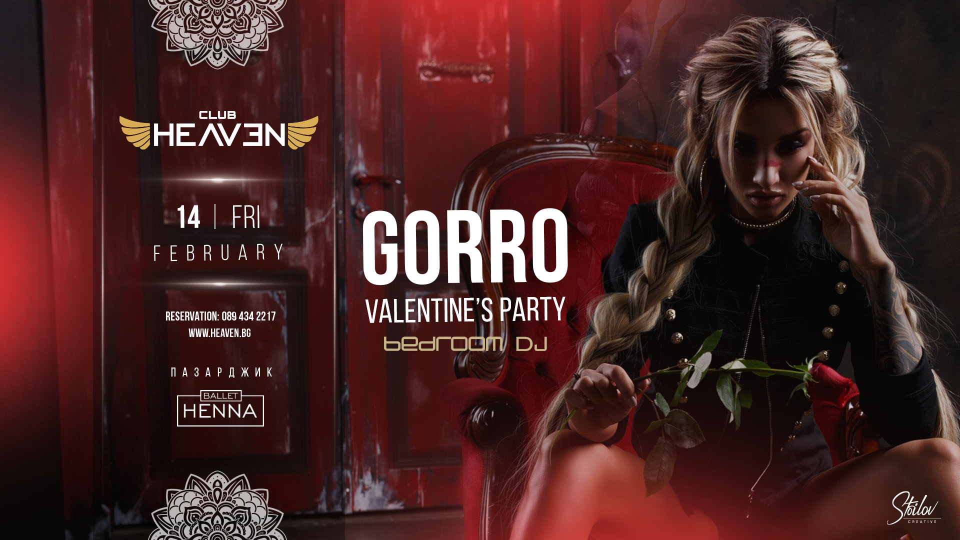 GORRO | VALENTINE'S PARTY