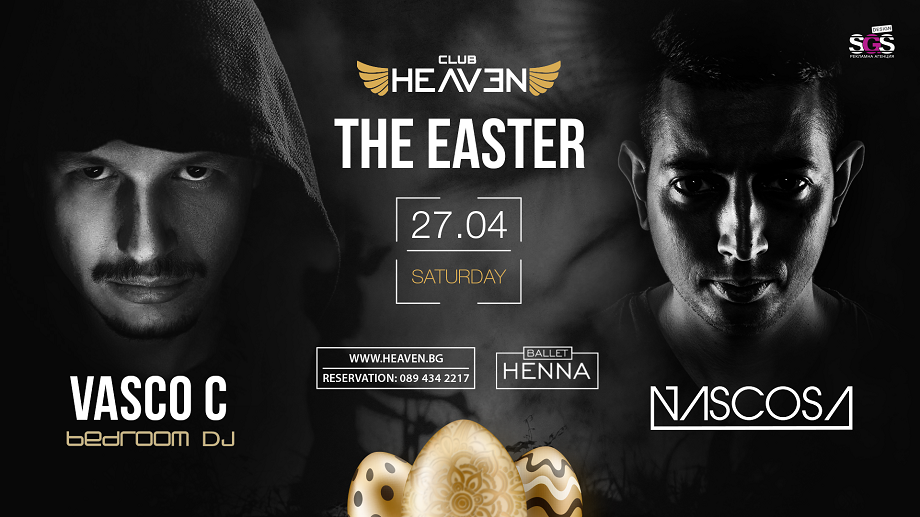 THE EASTER | VASCO C & NASCOSA