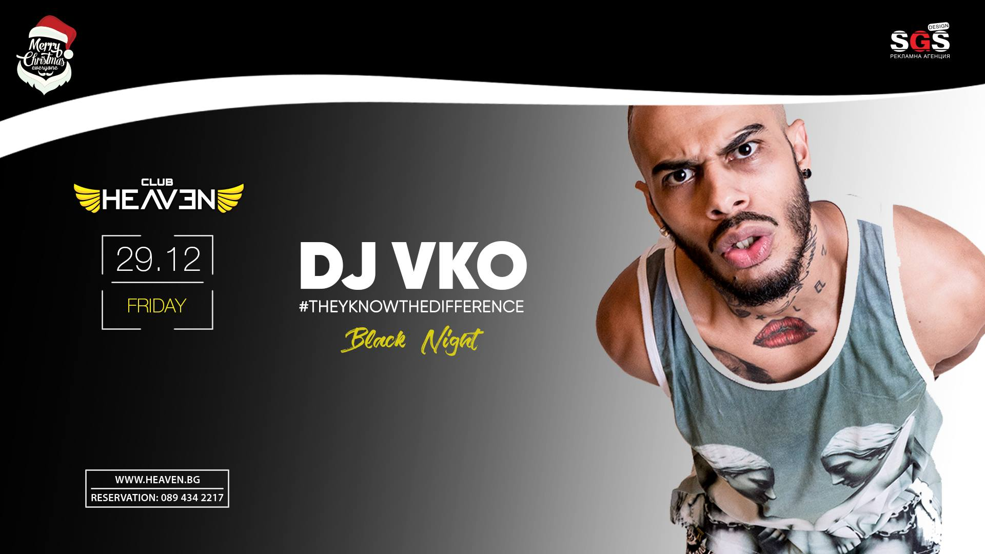 DJ VKO | BLACK NIGHT